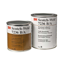 3M Scotch-Weld 7236 B/A