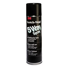 3M 5-Way Plus Universalspray
